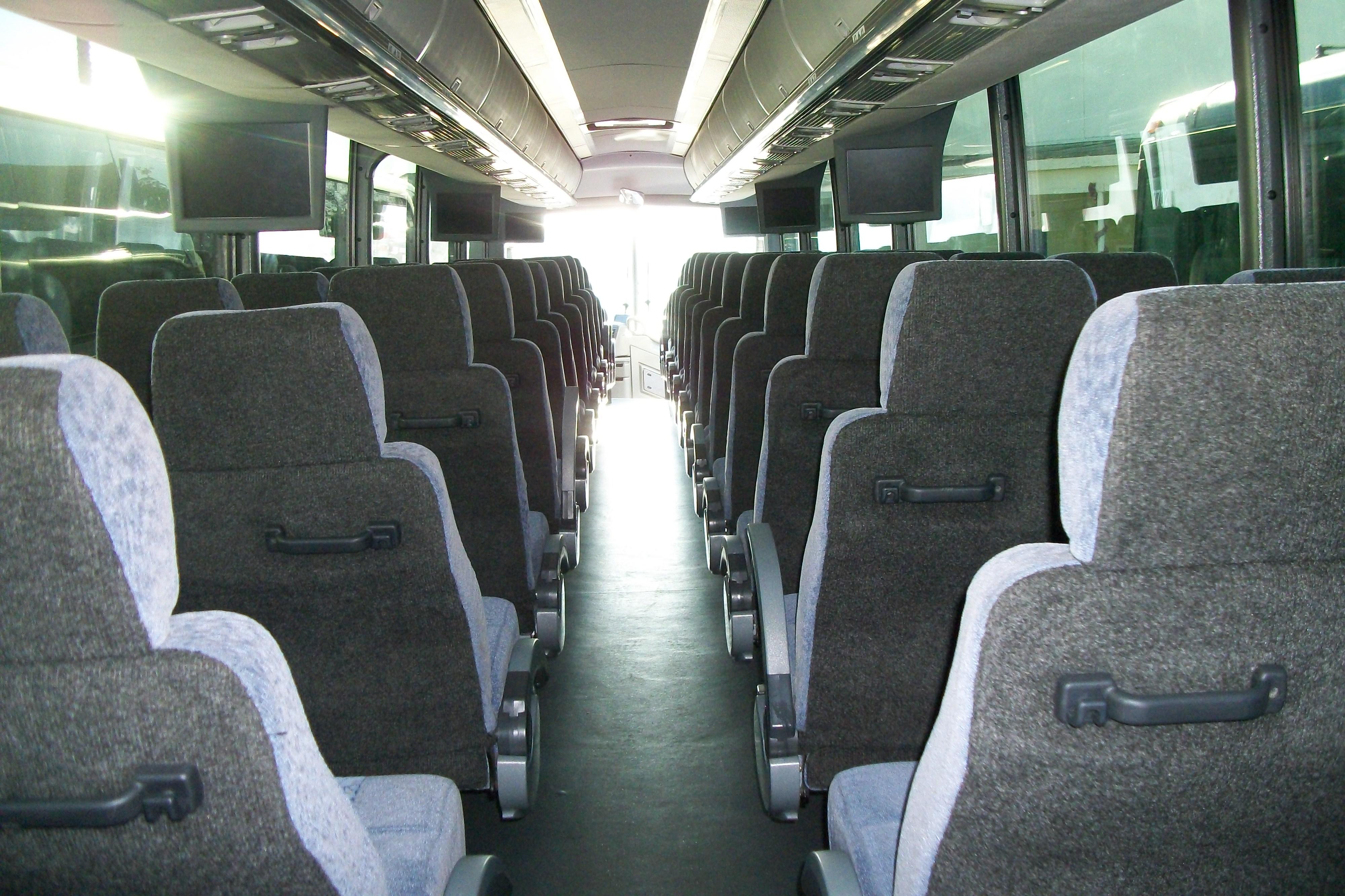Ford Passenger Van >> MCI J4500 - Bauer's InventoryBauer's Inventory