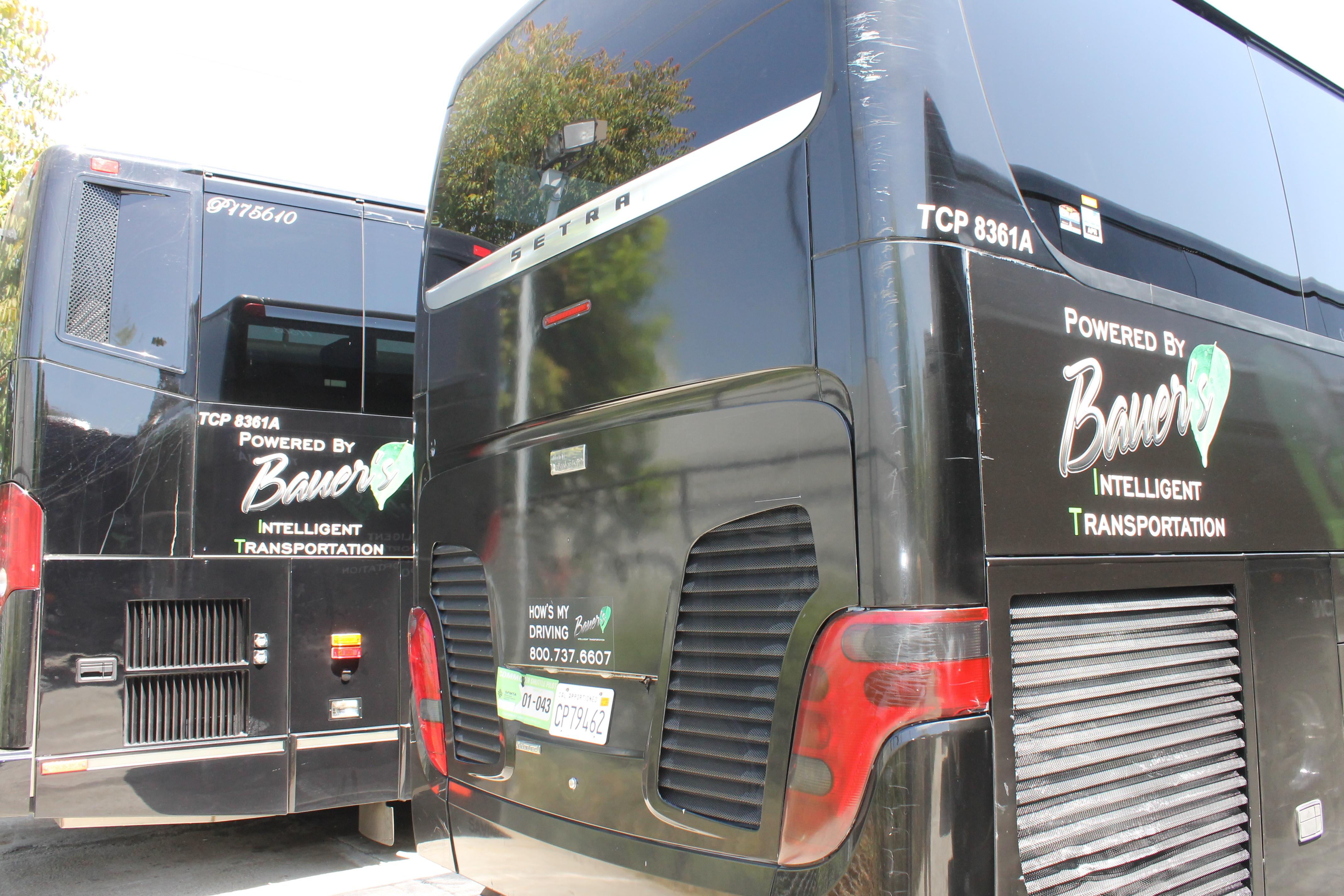 2011 Setra S417 Motorcoach Detroit Allison Combo Low Miles